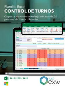 Plantilla Excel para turnos