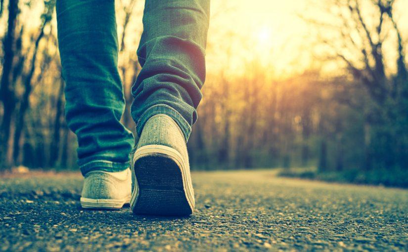¿Cuántas calorías se queman caminando?
