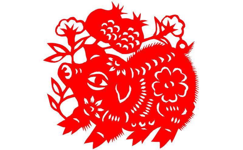 Qué significa el cerdo y el jabalí del horóscopo chino