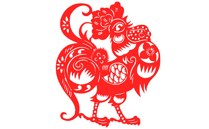 Significado del gallo en el horóscopo chino