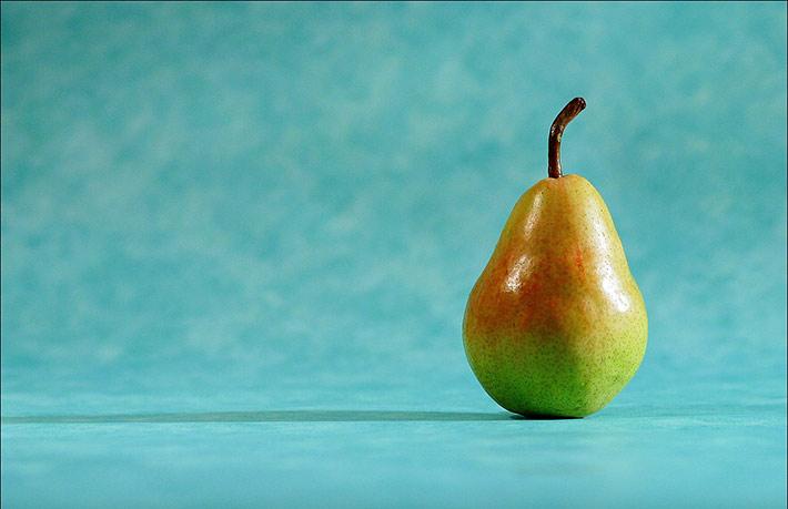 cuantas calorias tiene la pera