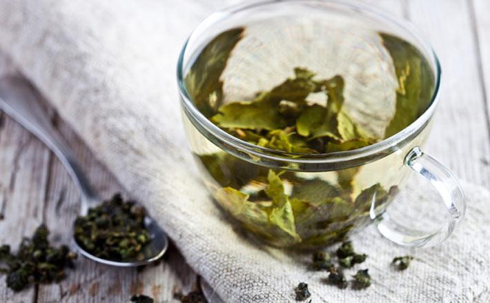 cuantas calorias tiene el te verde