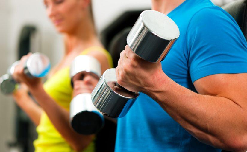Cuántos ejercicios hay que hacer por cada músculo