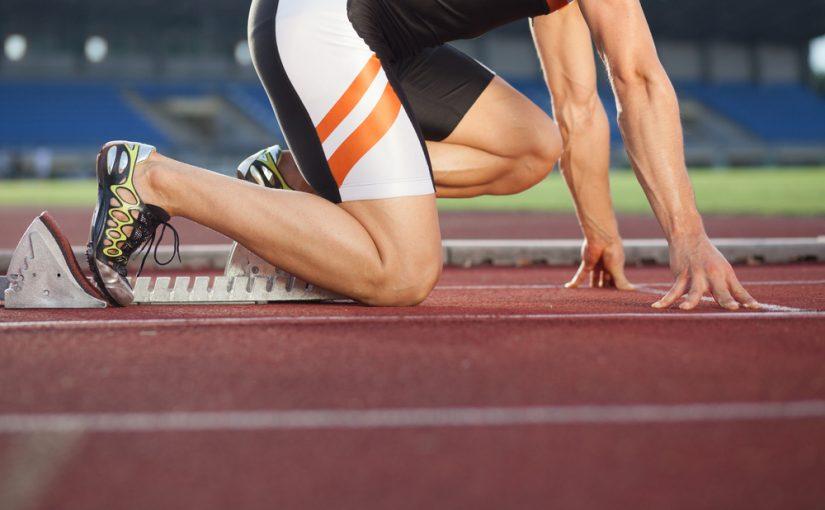 ¿Cuánto mide una pista de atletismo?