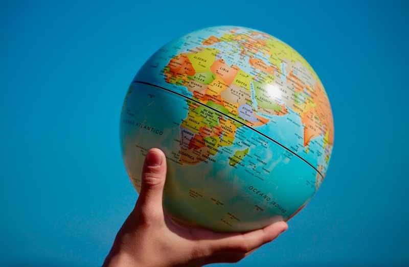 Cuántos Países Hay En El Mundo Número De Países Del Mundo