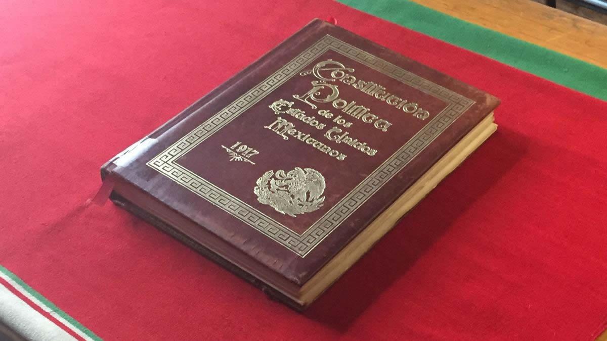 Cuántos Artículos Tiene La Constitución Mexicana