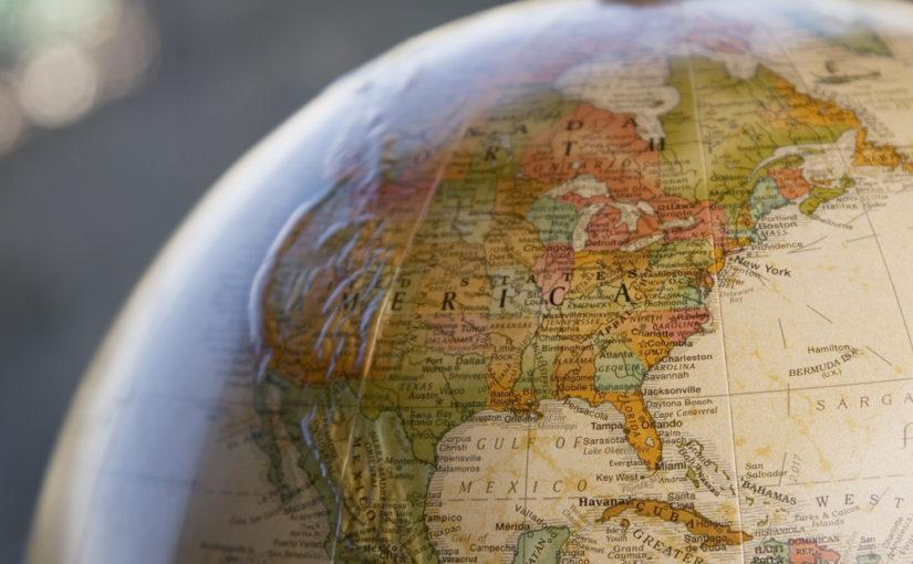 Cuántos Países Hay En América Del Norte Países De Norteamérica