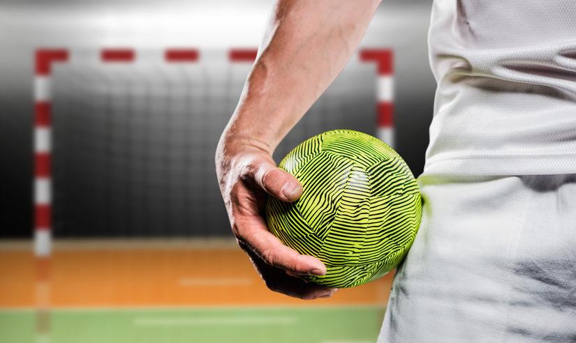 Tamaño del balón de balonmano