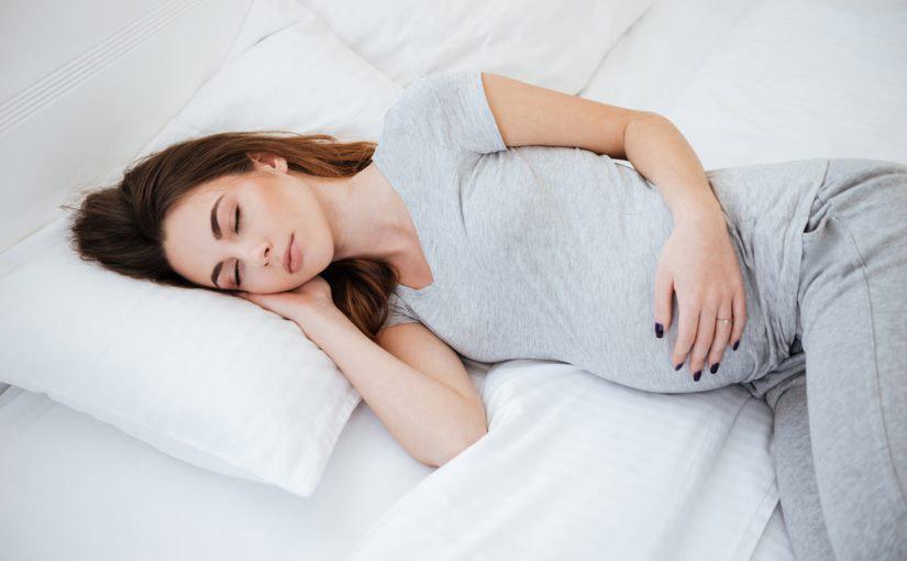 47d471e84 ¿Cuánto tiempo debe dormir una embarazada
