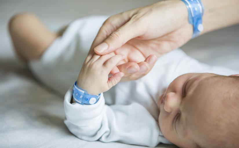 Tipos de fontanelas en el recién nacido