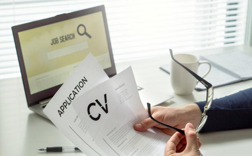 ¿Cuántas hojas debe tener un CV?