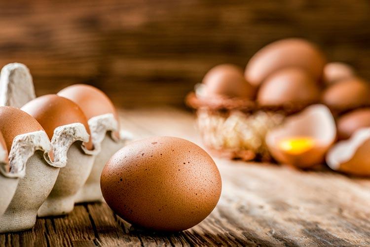 cuantos huevos se pueden comer en una dieta