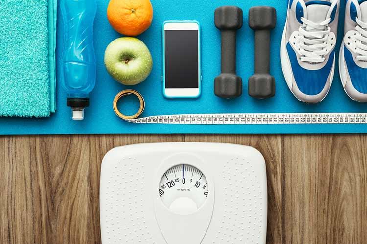 cuantos kilos puedes perder en un mes