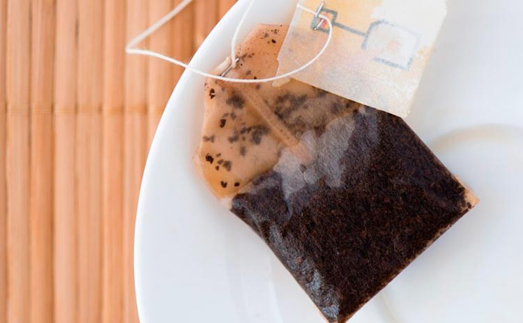 Cuánto rato dejar una bolsa de té en el agua