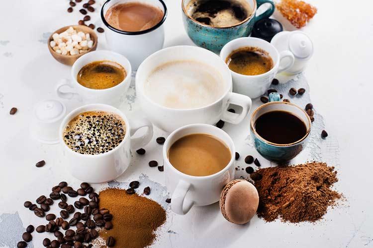 Cuantas calorias tiene el cafe