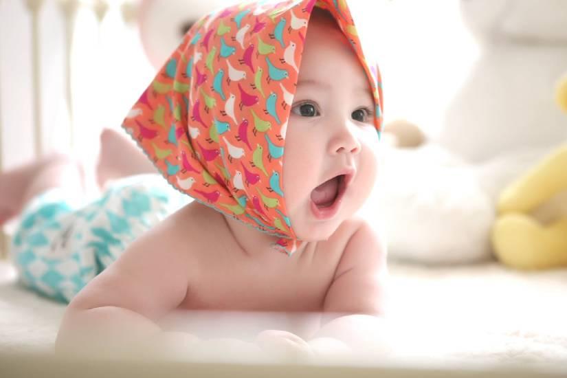 El bebé no gatea