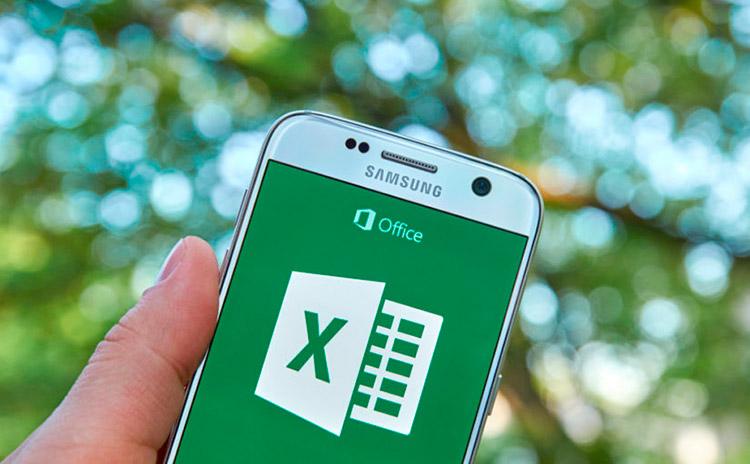 Número de celdas en Excel