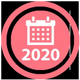 Calendario 2020 Excel Mensual.Calendario 2020 Calendario 2020 Para Imprimir