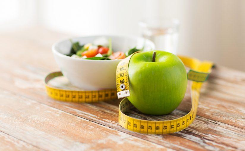 Cantidad de calorías de una manzana