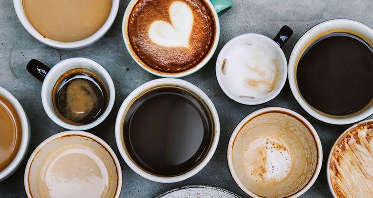cuantos tipos cafe hay