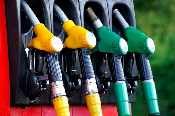 Tipos de gasolina y tipos de diésel