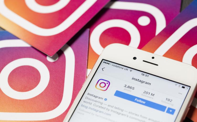 Tener varias cuentas de Instagram