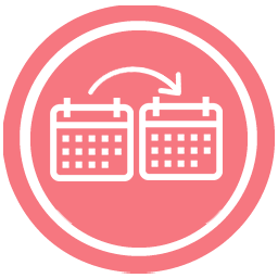 contador de dias entre fechas