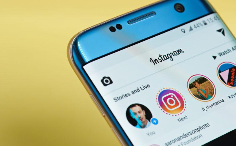 Ritmo de publicación en Instagram